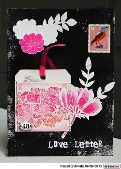 画像3: Postage Stamps /Texture Stamp -  (Cling Foam Stamp)