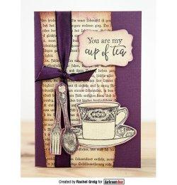 画像2: Cup Of Tea (Cling  Foam Stamps)