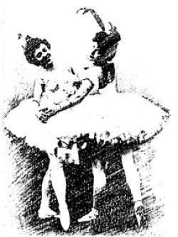 画像1: Two Ballerinas(UM)