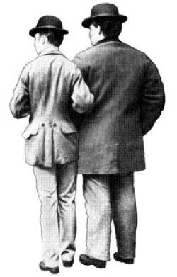 画像1: Thick and Thin Men(UM)