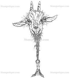 画像1: Gloria the Goat