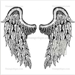画像1: Angel Wings - 2 sided