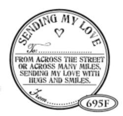 画像1: Sending My Love Seal