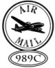 Air Mail Small Seal (UM)
