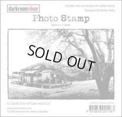 画像1: Country Cottage-Photo Stamps