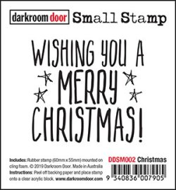 画像1: Christmas  - Small Stamp