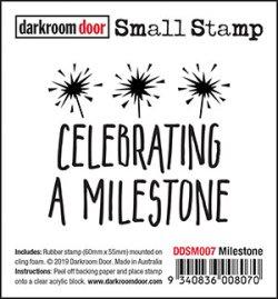 画像1: Milestone - Small Stamp