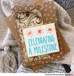 画像2: Milestone - Small Stamp