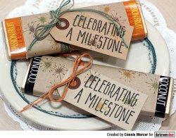 画像4: Milestone - Small Stamp