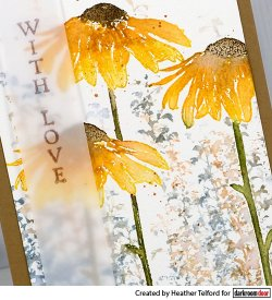 画像3: Tall Flowers(Cling  Foam Stamps)