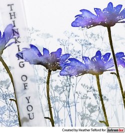 画像5: Tall Flowers(Cling  Foam Stamps)