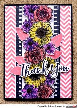 画像3: Flower Bed Border Stamp (Cling  Foam Stamps)
