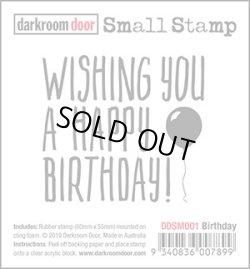 画像1: Birthday - Small Stamp