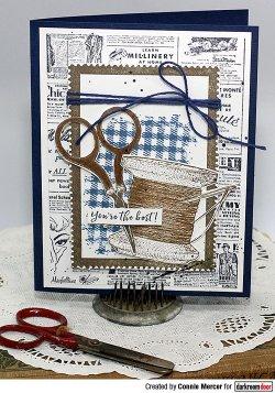 画像5: Scissors : Eclectic Stamp