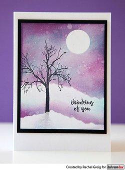 画像2: Bare Tree: Eclectic Stamp