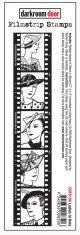 Ladies In Hats : Filmstrip Stamp