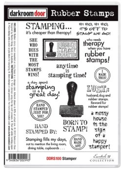 画像1: Stamper (Cling  Foam Stamps)