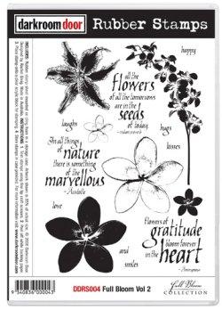 画像1: Full Bloom vol.2 (Cling Foam Stamp)