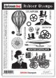 Steampunk (Cling Stamp)