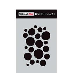 画像1: Arty Circles : Darkroom Door Small Stencil