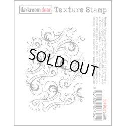 画像1: Swirls /Texture Stamp -  (Cling Foam Stamp)