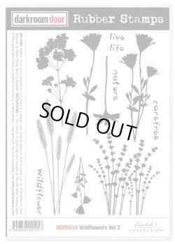 画像1: Wildflowers vol.2 (Cling Form Stamp)