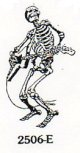 Guitar Playing Skeleton