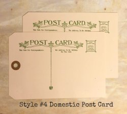 画像1: Style #4 Domestic Post Card (10枚入り)