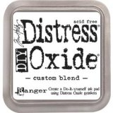 Custom Blend: Tim Holtz DIY Distress Oxide Ink Pad(空インクパッド)