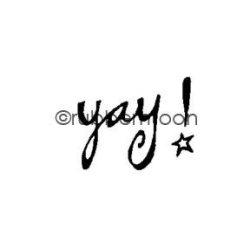 画像1: Yay! (Cling Stamp)