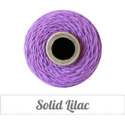 画像1: Solid Lilac Twine Spool