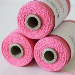 画像3: Solid Strawberry Twine Spool
