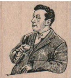 画像1: Man With Wine