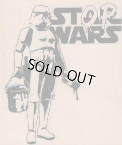 画像1: Banksy Storm Trooper Stop Wars 3 1/4 x 3 3/4