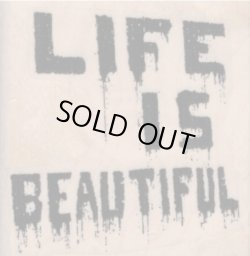 画像1: Banksy Life Is Beautiful 2 x 2