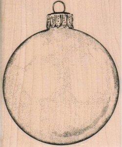 画像1: Christmas Ball 2 3/4 x 3 1/4