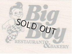 画像1: Big Boy Restaurant 1 1/2 x 1 3/4