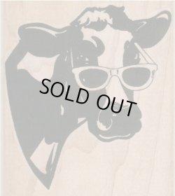 画像1: Cow With Sunglasses 2 3/4 x 3